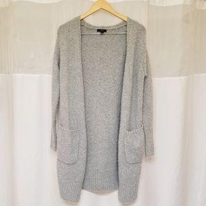 J. Crew Bouclé Long Cartigan Sweater